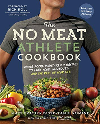 The no meat athele cookbook